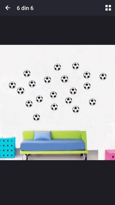 Stiker mingii fotbal