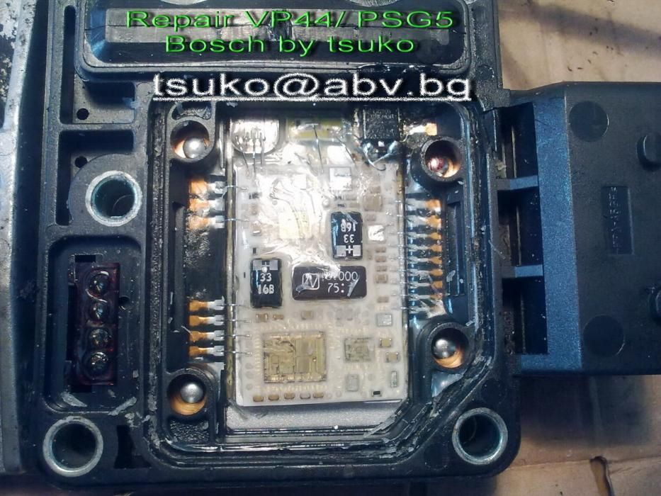Ремонт на VP44 VP30 VP29 PSG5 PSG16 Opel BMW Saab Ford Nissan гр. Добрич - image 2