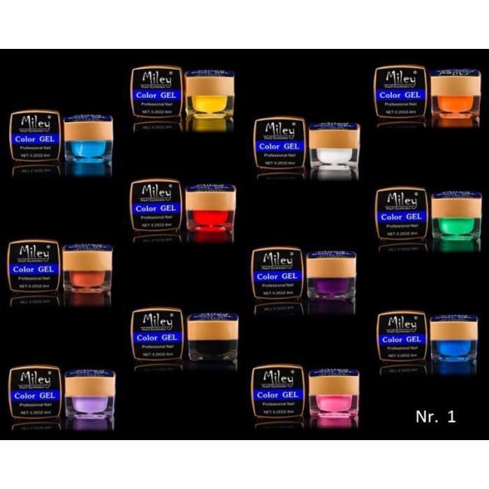 Kit set manichiura unghii false- lampa UV,pila,geluri ccn,tipsuri-BEST Bucuresti - imagine 3