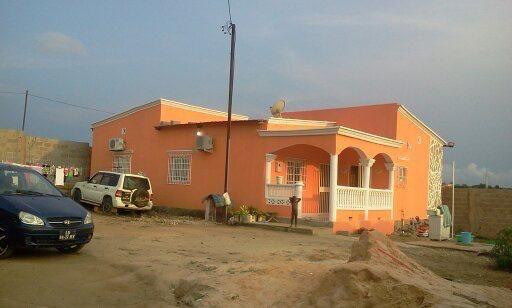 Vendemos Vivenda T3 Em Cabinda Bairro Cabassango