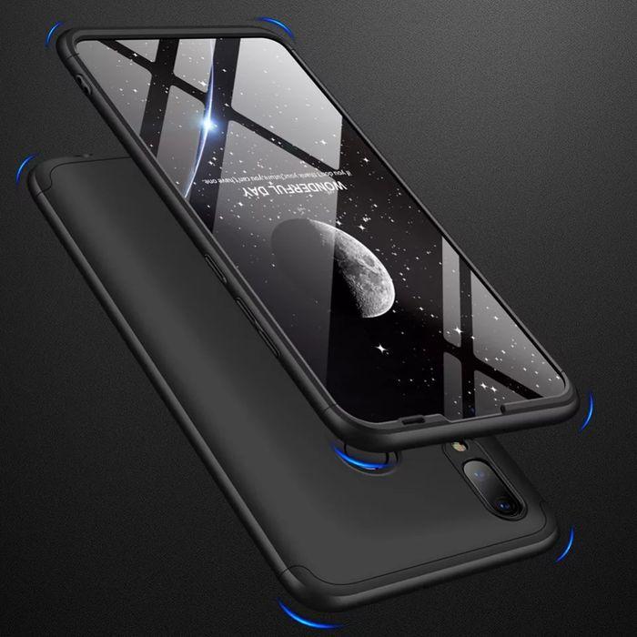 Кейс 360° градуса мат за Huawei P Smart 2019 / Honor 10 Lite + протект гр. Варна - image 2
