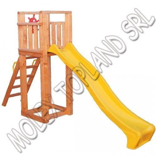 Turn lemn si topogan