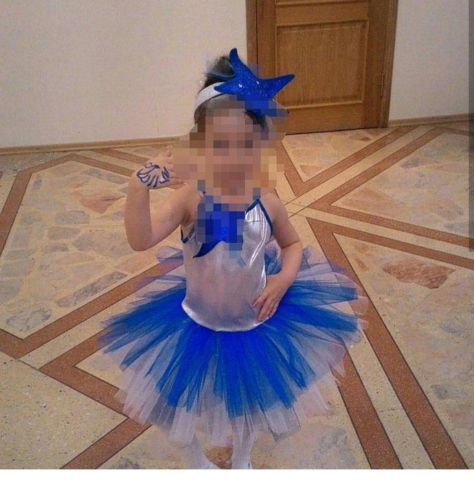 Танцевальный костюм Звезда, Звездочка