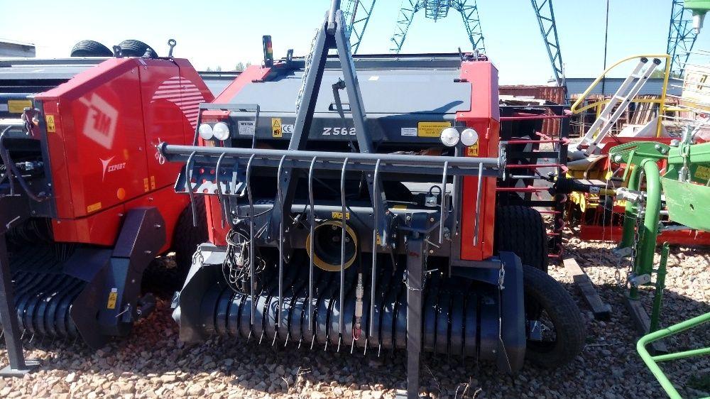 Пресс подборщик Z562 Метал-Фах (Metal-Fach)