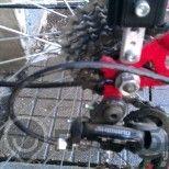 Велосипед крос-бартер