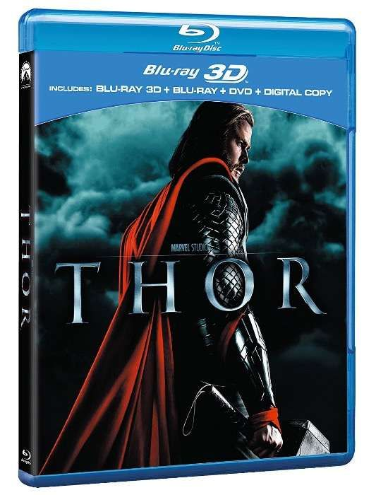 Thor Blu-Ray Limited 3D edition