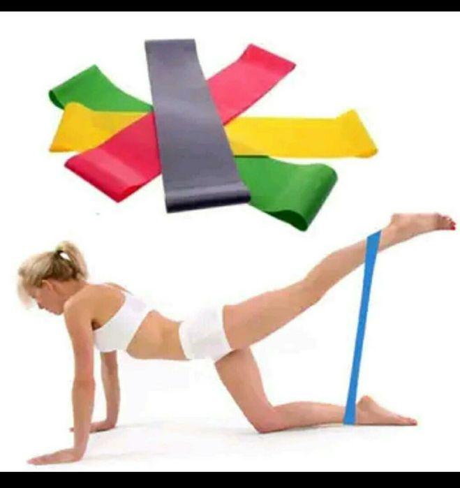 Cordas pra trabalhar as pernas e barriga
