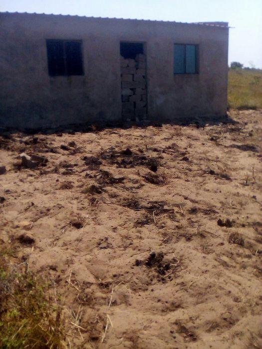 Terreno demarcado em Bilene 30/40