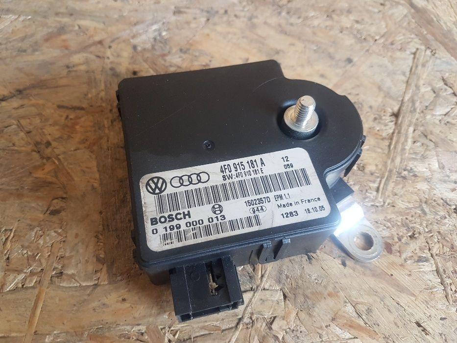 Calculator / Regulator Baterie Audi A6 4F 2005 - 2011