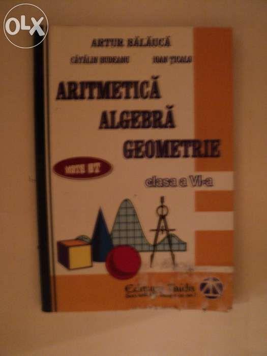 Culegere Exercitii Matematica cls a VI-a