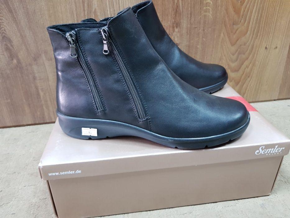 Обувь женская, ботиночки, размер 9 (43)