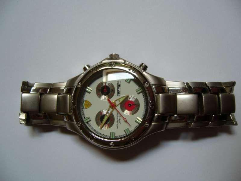 Мъжки часовник Ферари