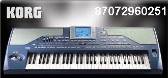 Korg PA800-синтезатор,почти новый и62