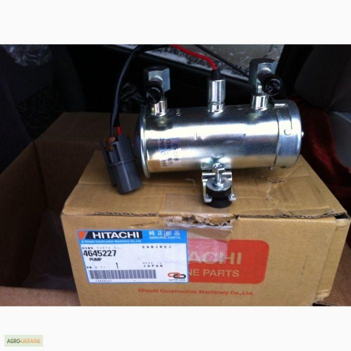 Электрический насос подкачки топлива 6HK1 Isuzu, Hitachi