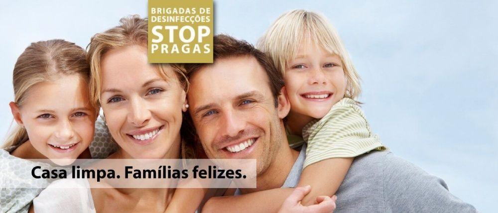 Fumigação: Casa Limpa | Familia Feliz. Protegemos o Ambiente