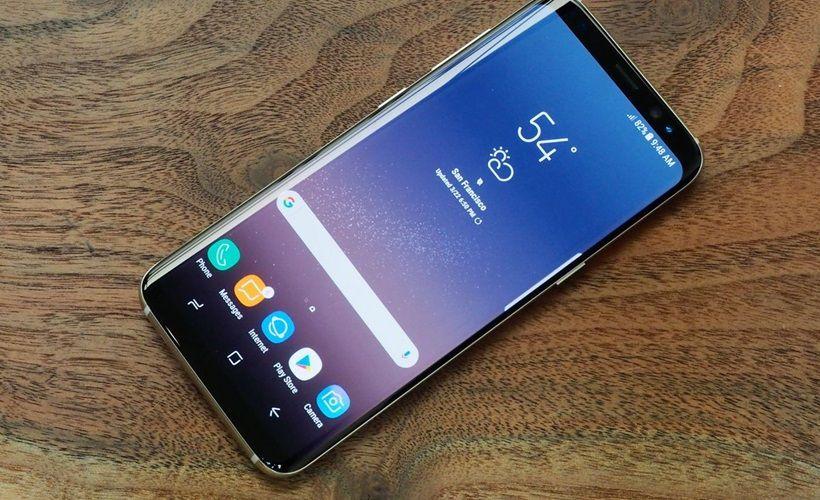 Samsung S8 Plus sem arranhões