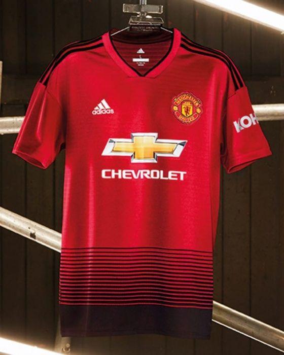 Camisete de manchester united 2018/2019