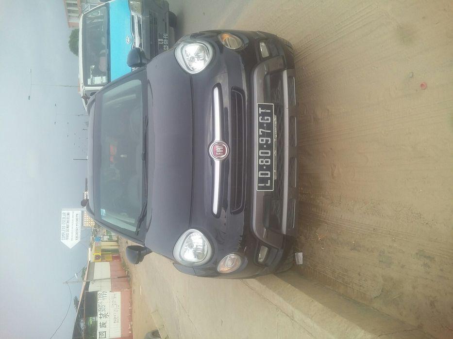 Fiat 500, limpo limpo disponível