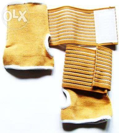 Set de 2 bandaje elastice pt incheitura mainii, palma; fixare cu arici