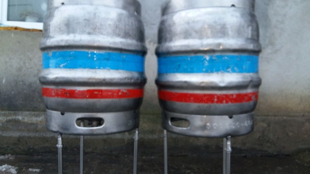 Butelii hidrofor 50 litri din inox alimentar