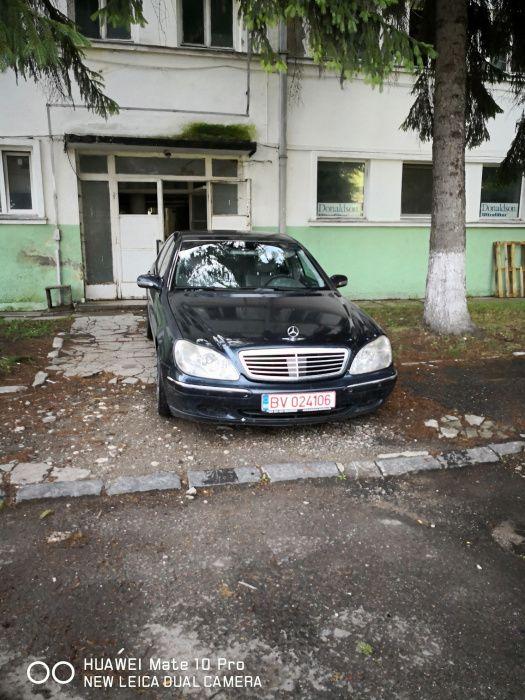Dezmembrez Mercedes S400 CDI 250cp