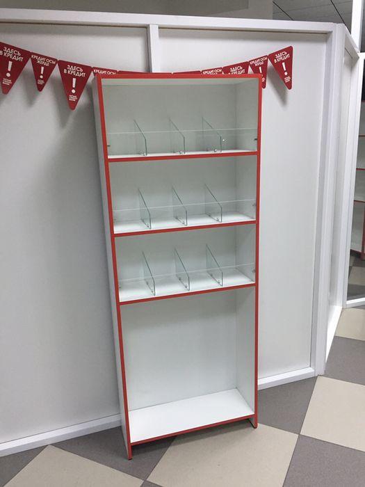 Стеллаж витрина для конфет Торговое оборудование Низкие цены