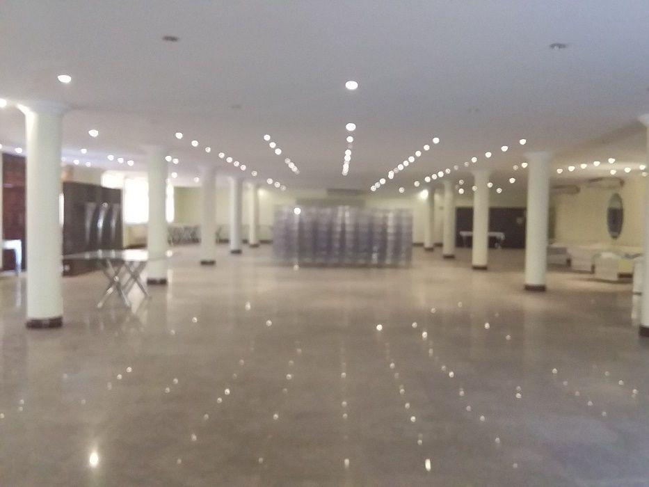 Salao de eventos, para venda; aluguer ou parceria - Morro Bento