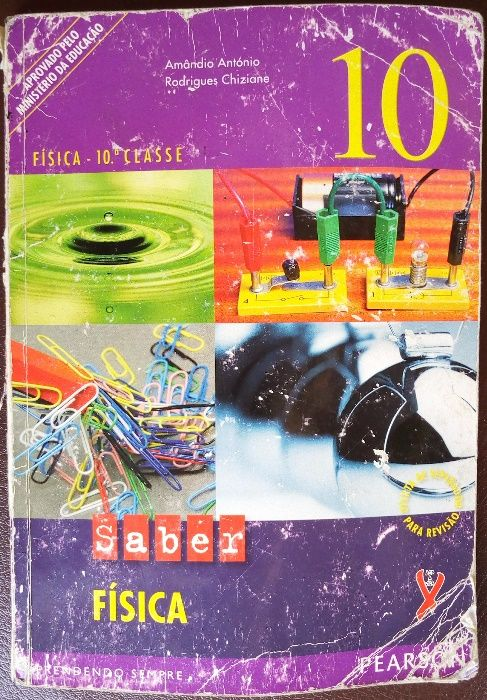 Livro de Física da 10ª Classe