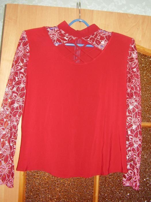 Блузка женская 48-50 р-ра