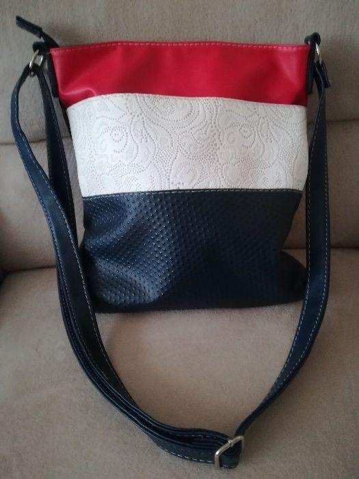 Чанта еко кожа
