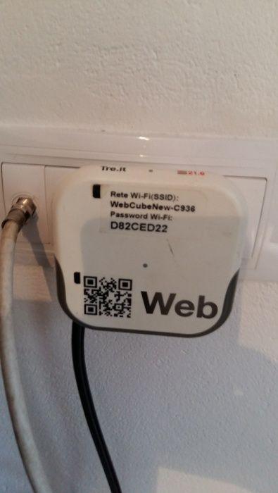 Modem - Router Wireless 3G WebCube