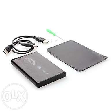 """Външна Кутия за харддиск 2.5"""" SATA HDD Case External 2.5"""" SATA"""
