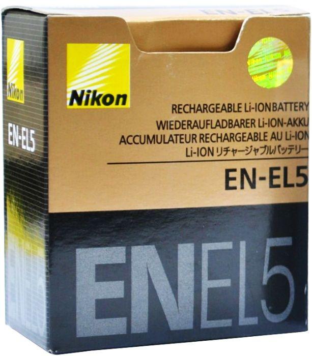 Аккумулятор для Nikon EN-EL5