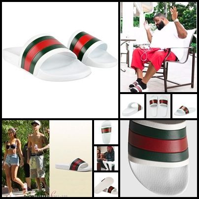 Papuci albi negri barbati slapi sport plaja piscina casa club sandale