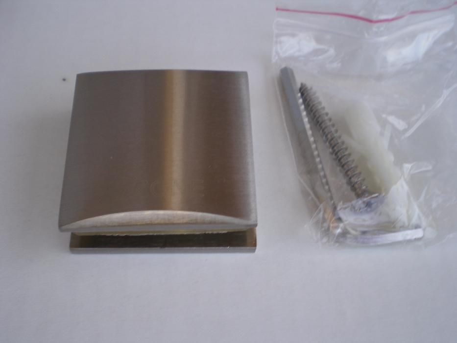 Клипс стъкло-стена 8-10мм тип OGC-11-SN