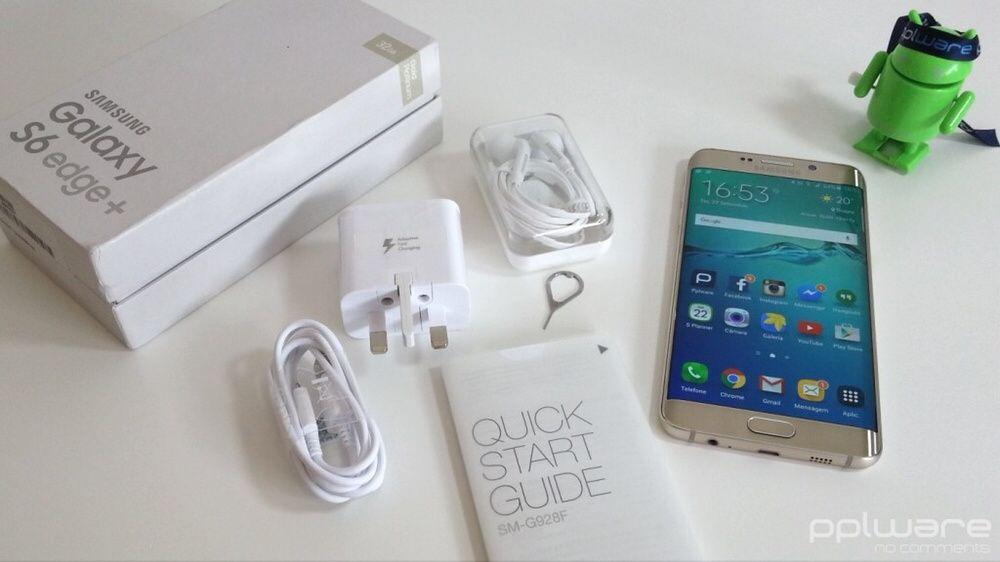 Samsung Galaxy s6 edge 32Gb selado.