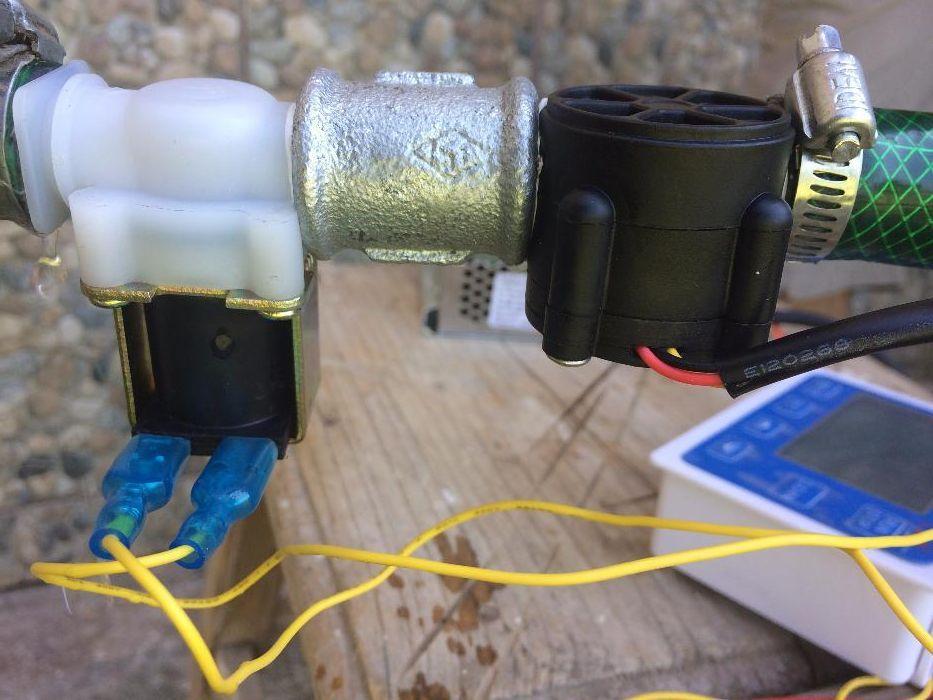 Dozator lichide - automate de cafea si linii de imbuteliere