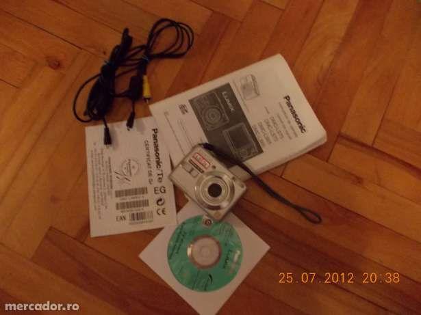 Camera Panasonic lumix - Tu faci pretul