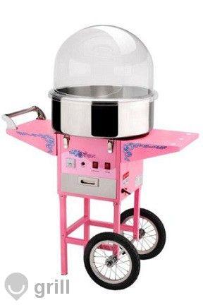 Well Maxi Машина за захарен памук