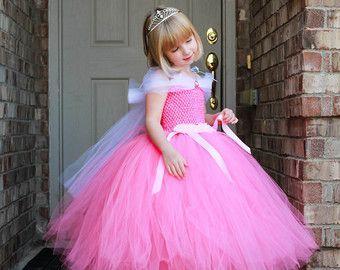 Rochita TUTU Printesa Aurora Frumoasa carnaval serbare poveste cadou