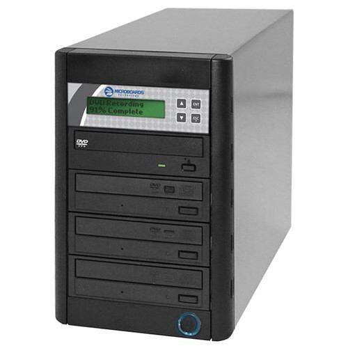 Microboards Technology QuicDisc DVD QD- DVD -123 duplicator