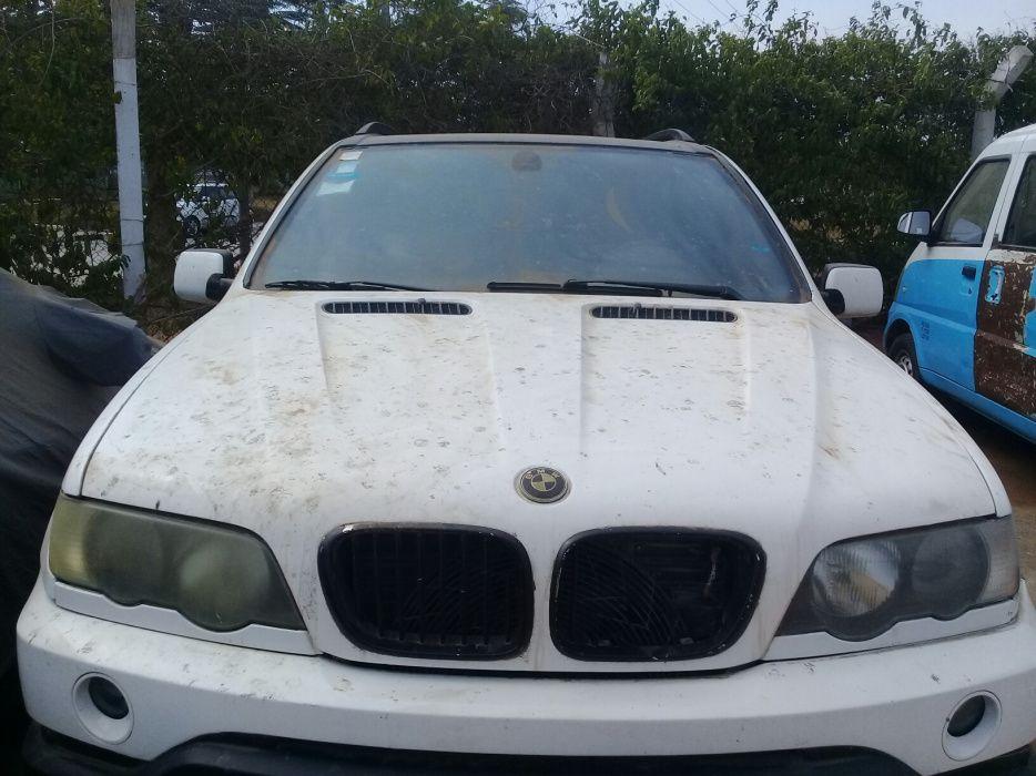 Despacho o meu BMW X5 com problemas no motor.AC,travões,caixa funciona