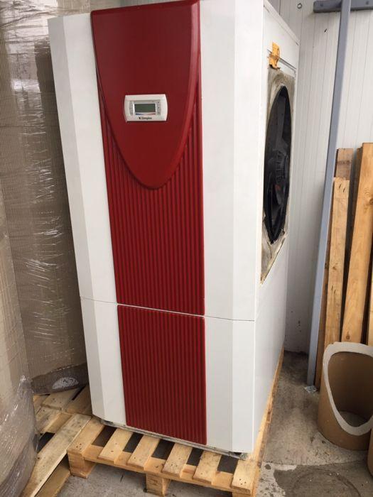Pompa de caldura aer-apa Dimplex