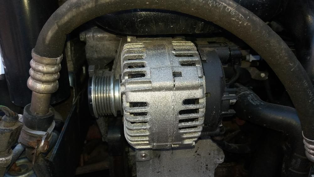 Alternator Skoda octavia 2, VW Passat b6 1.9 TDI - 77Kw - 105Cp. BKC.
