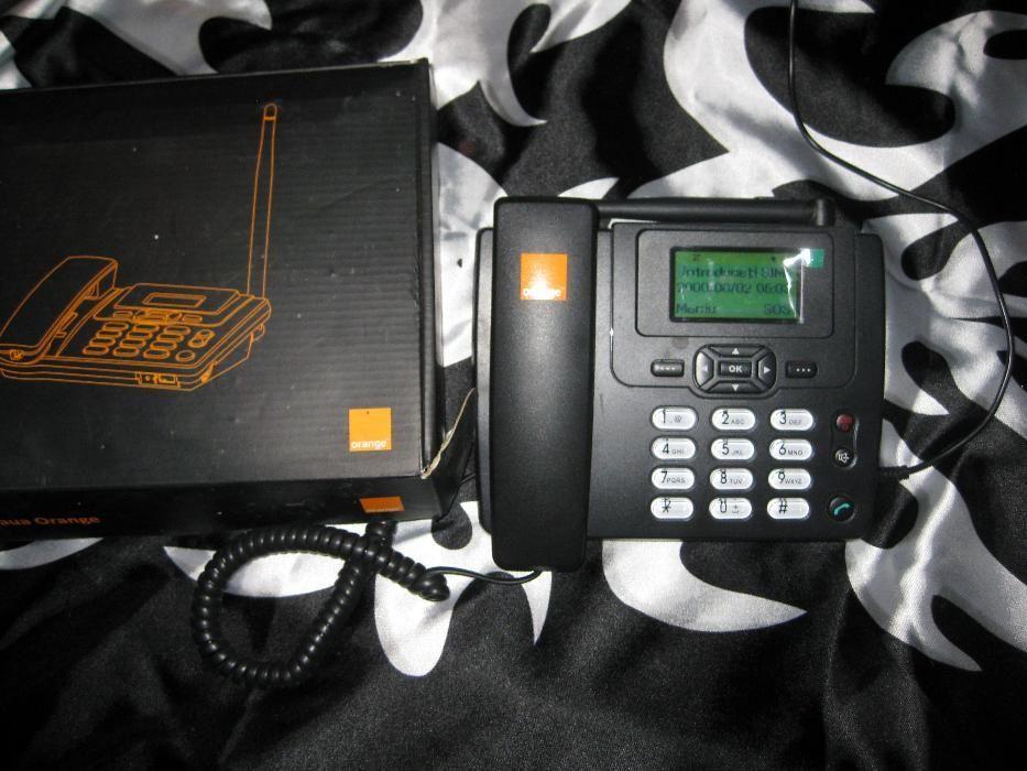 telefon fix cu sim GSM