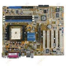 Placa mãe ASUS K8V-X SE VIA K8T800 + PROCESADOR AMD Athlon 64 3000+