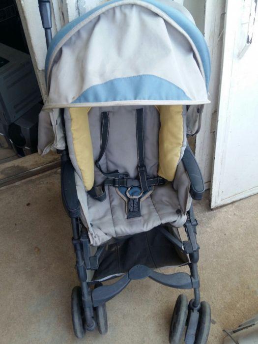 Carrinha pra bebé