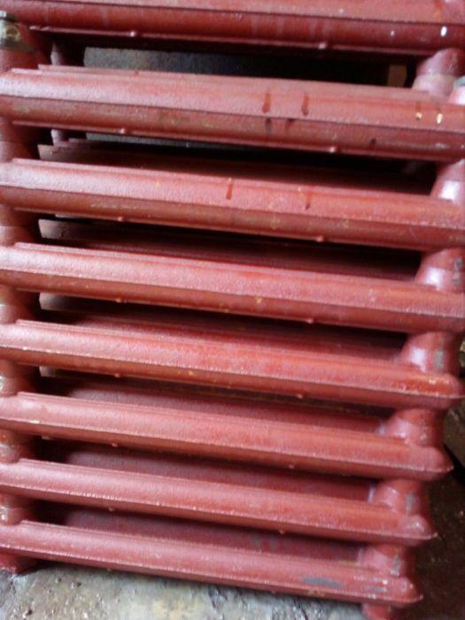 Радиаторы отопления чугунные и алюминиевые