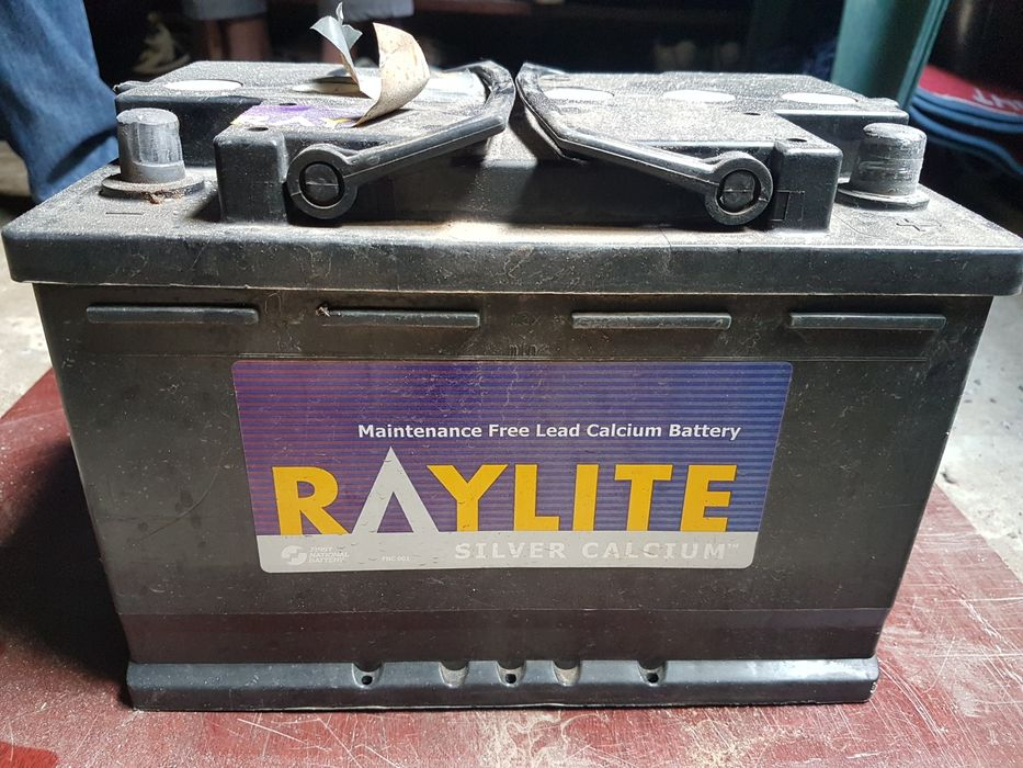Bateria Raylite