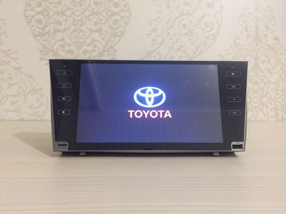 Штатная магнитола Тойота Камри 40 - 45 (Toyota Camry 40 - 45) Андроид